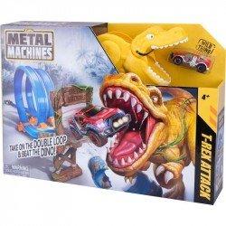 Set Ataque de T-Rex