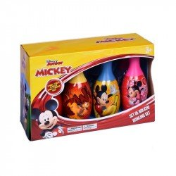 SET DE BOLICHE MICKEY MINNIE