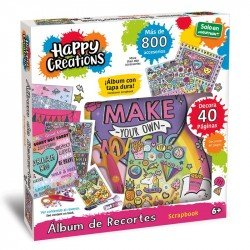 Happy Creations Album De Recortes