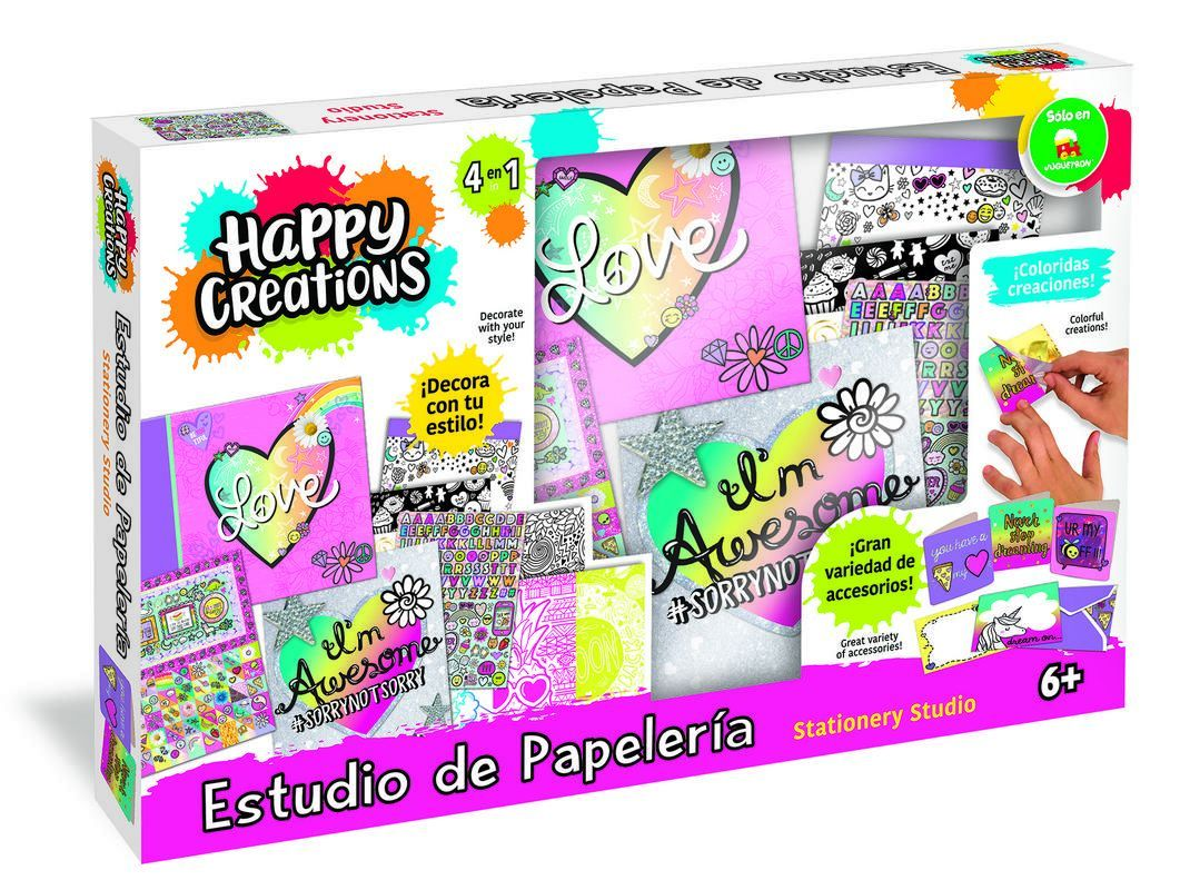 Estudio de Papeleria Happy Creations