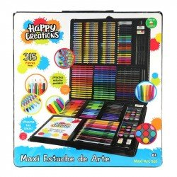 Happy Creations Maxi Estuche De Arte