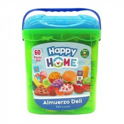 Happy Home Almuerzo Deli Juguetron