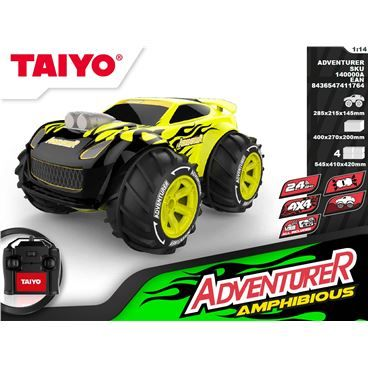 ADVENTURERO RADIO CONTROL