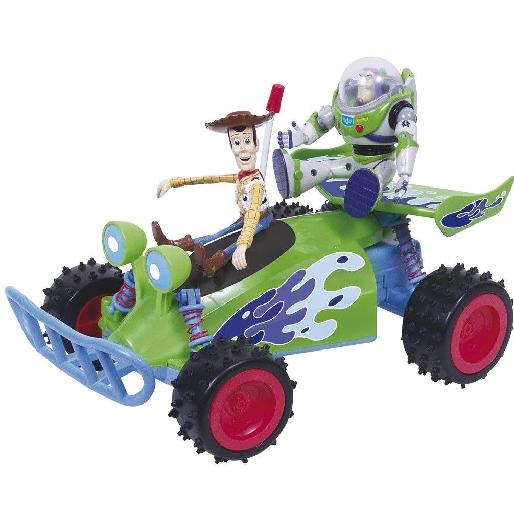 TOY STORY COCHE R C