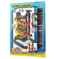 SUPER GARAGE DE 5 NIVELES