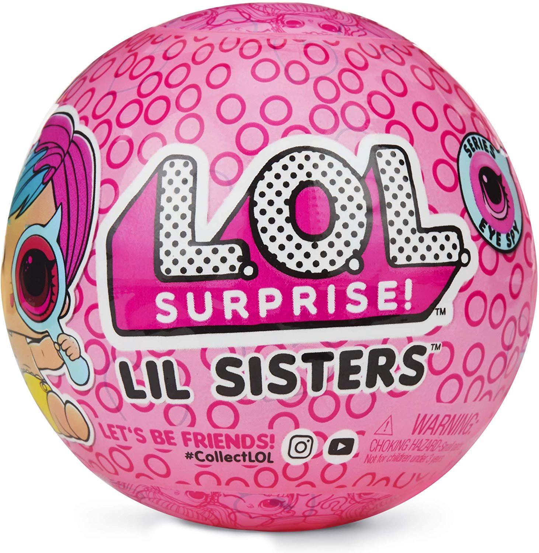 L.O.L Surprise! Lil Sisters Eye Spy 2