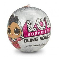 L.O.L SURPRISE MUNECA BLING SERIES