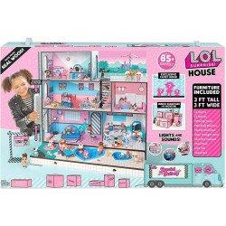 Casa de Muñecas L.O.L. Surprise!