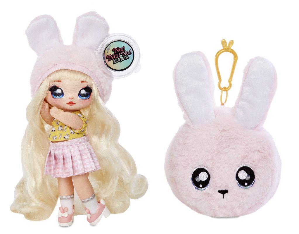 Na! Na! Na! Surprise Plush Collectible Figura Sorpresa