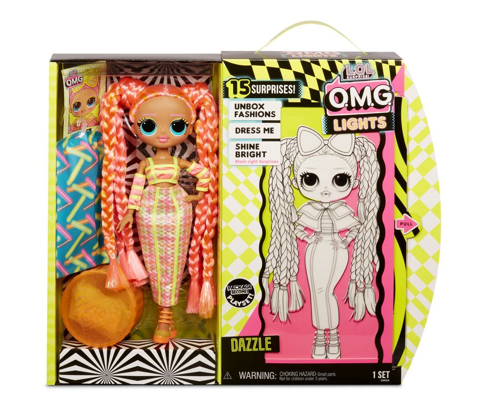 LOL 163808 L.O.L. Surprise OMG Doll Spring Fling Series Asst