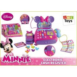 MINNIE MOUSE CAJA REGISTRADORA