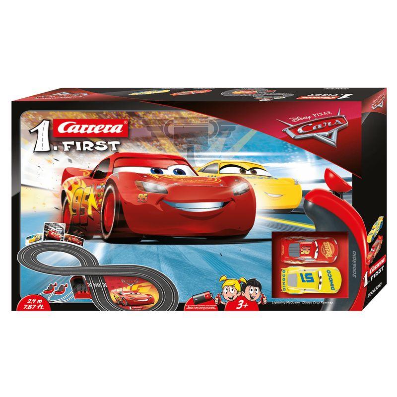 Pista de Carreras Disney Pixar Cars 3