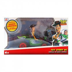 Vehiculo a Control Remoto Toy Story Woody