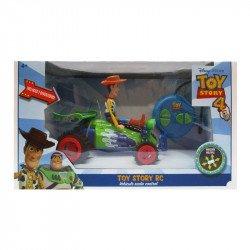 Vehiculo con Radio Control Toy Story