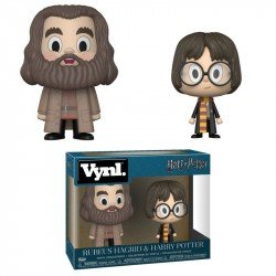 FUNKO POP HARRY POTTER: HAGRID Y HARRY