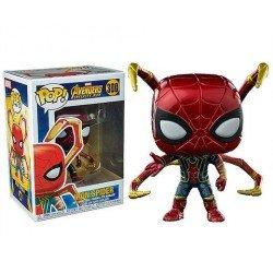 Funko 27296 Pop Marvel: Avengers Infinity War-Ironspiderw/Legs