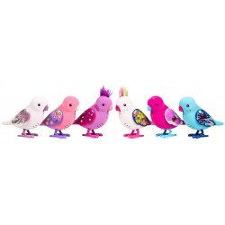 LITTLE PETS  PAJARO INDIVIDUAL T5