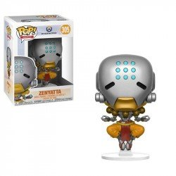Funko 29052 Pop Games Overwatch S3 Zenyatta