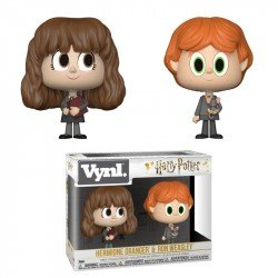 FUNKO POP HARRY POTTER: RON Y HERMIONE