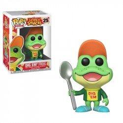 Funko 30674 Pop! Ad Icons  Dig Em Frog