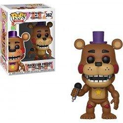 Funko POP! Games: Fnaf 6 Pizza Simrockstar Freddy 32052