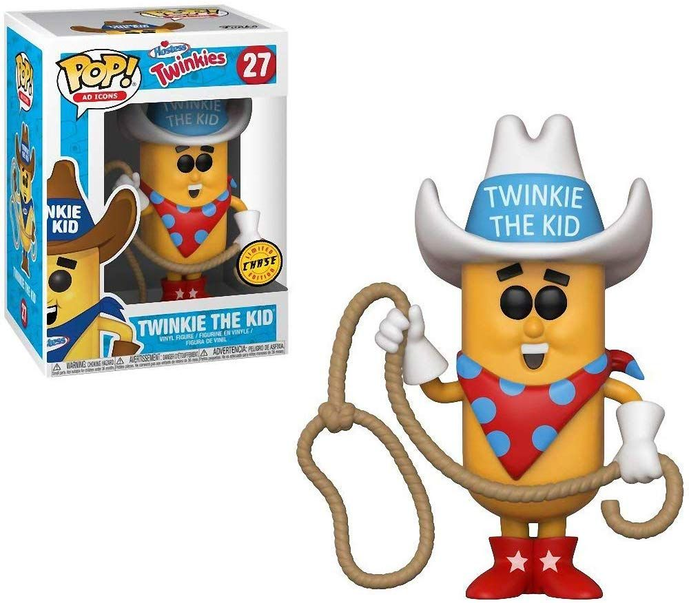 Funko 32211 Pop Ad Icons: Hostess - Twinkie The Kid (Modern)