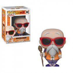 FUNKO POP ANIMATION: DBZ S4 - MASTER ROSHI W/ STAFF