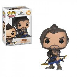 Funko 32272 Pop Games Overwatch S4  Hanzo