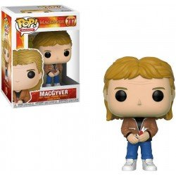 Funko 32697 Pop Tv Macgyver  Macgyver