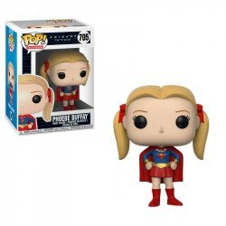 FUNKO POP TV: FRIENDS W2 - PHOEBE AS SUPERGIRL