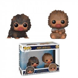 FUNKO POP MOVIES: FANTASTIC BEASTS 2 - 2PK - BABY NIFFLE