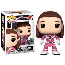 Funko POP! TV: Power Rangers S7  Pk Rngr  No Helmet 32807