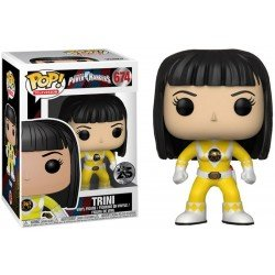 Funko POP! TV: Power Rangers S7  Yw Rngr  No Helmet 32809