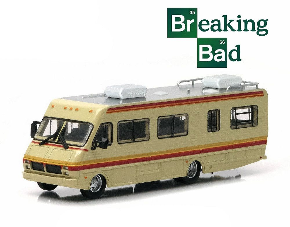 5231 1 64 CAMIONETA BREAKING BAD