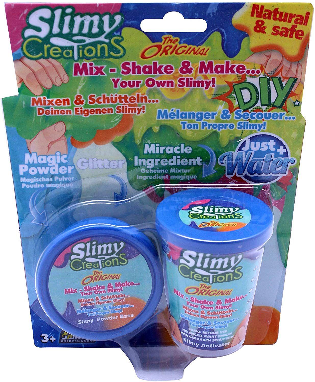 Crea tu propio Slimy
