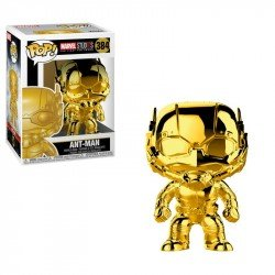 FUNKO POP MARVEL: MS 10 - ANT-MAN (CHROME)