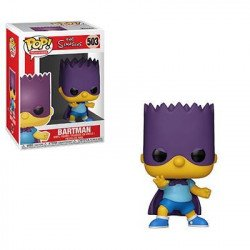 FUNKO  POP ANIMATION  SIMPSONS S2  BART BARTMAN