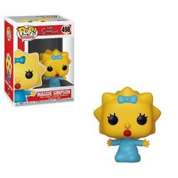 FUNKO  POP ANIMATION  SIMPSONS S2  MAGGIE