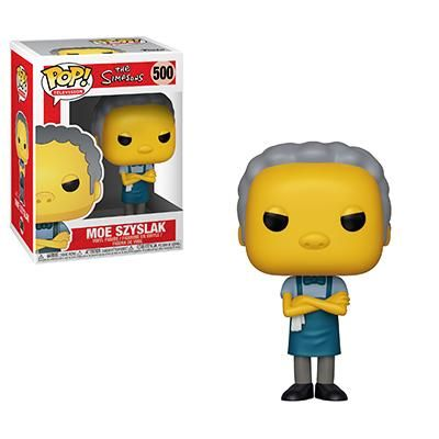 FUNKO  POP ANIMATION  SIMPSONS S2  MOE