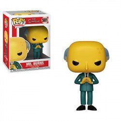 FUNKO  POP ANIMATION  SIMPSONS S2  MR BURNS