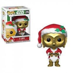 Funko 33888 Pop Star Wars Holiday C3Po As Santa