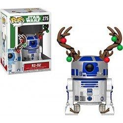Funko POP! Star Wars: Holiday  R2D2 W Antlers 33891