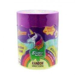 Bote de Slime Rainbow Unicorn Slimy Swiss