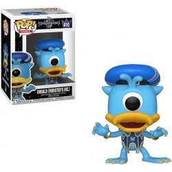 Funko POP! Disney: Kingdom Hearts 3  Donald  Monsters Inc 34059