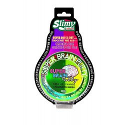 Slime Slimy Swiss Super Brain Verde