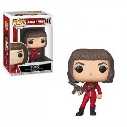FUNKO POP TELEVISION: MONEY HEIST - TOKIOW/MASK CHASE