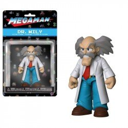 Funko 34821 Action Figure Mega Man  Dr  Wily