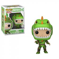 FUNKO POP FORTNITE: REX
