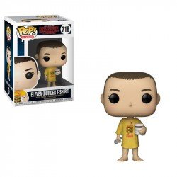 FUNKO POP TELEVISION: STRANGER THINGS - ELEVEN IN BURGER