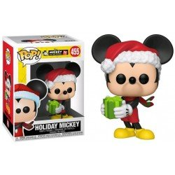 Funko 35753 Pop Disney Mickey'S 90Th  Holiday Mickey